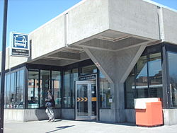 Honor 233 Beaugrand Montreal Metro Wikipedia The Free