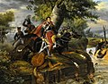 Horace Vernet - Death of Prince Poniatowski.jpg