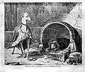 Horacy Harral. Le manteau et la laterne.1859.jpg