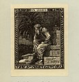Horatio Nelson Poole Bookplate-Ebert J Botts.jpg