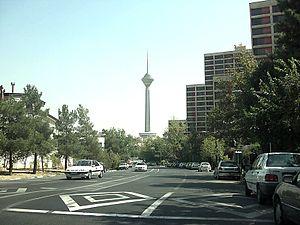 Shahrak-e Gharb - Image: Hormozan street, Shahrake Gharb