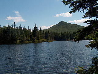 The Horn (New Hampshire) mountain in New Hampshire, United States of America