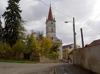 Hostouň (Domažlice District) Town in Plzeň, Czech Republic