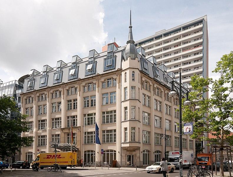 Hotel Alexander Plaza Berlin Rosenstrabe