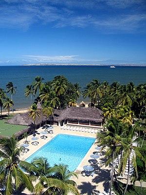 Cumaná - Image: Hotel Los Bordones, Cumaná, Venezuela