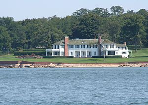 Shelter Island, New York - House on Shelter Island