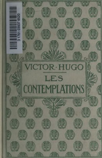 File:Hugo - Les Contemplations, Nelson, 1856.djvu