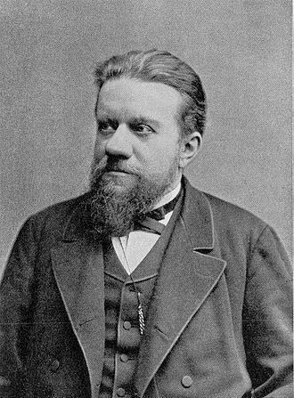 Hugo Gyldén - Hugo Gyldén