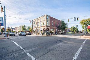 Huntingburg, Indiana - Image: Huntingburg,Indiana