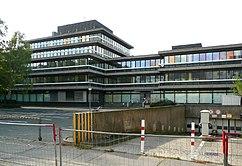 Casa de IBM en Hannover (1968-1969)
