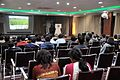 Iain Simpson Stewart - Lecture on Communicating Geoscience through the Popular Media - NCSM - Kolkata 2016-01-25 9344.JPG
