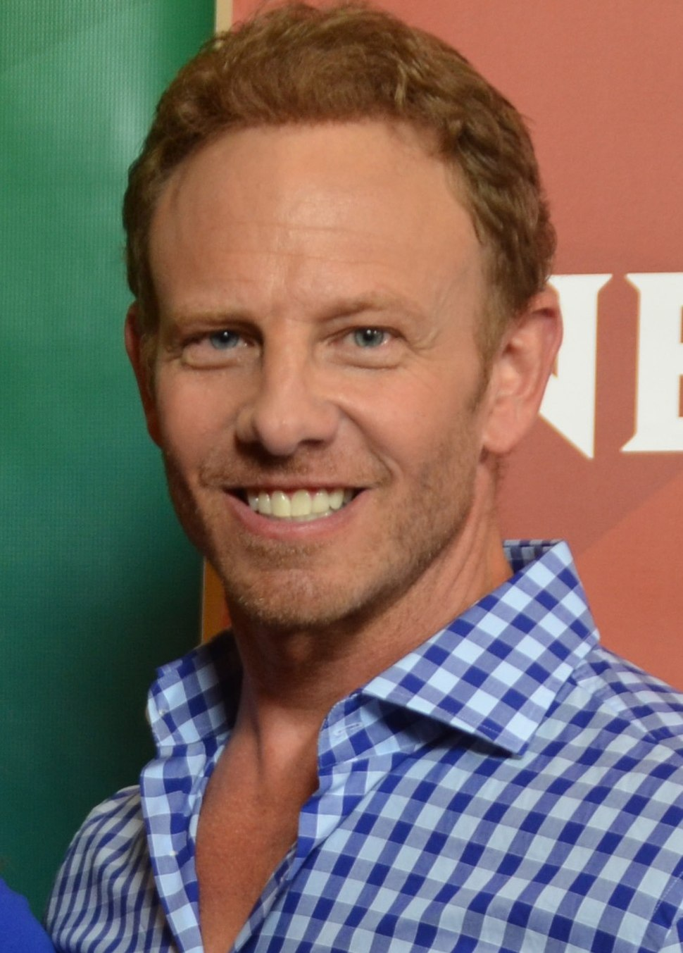 Ian Ziering July 14, 2014 (cropped)