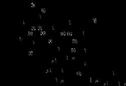 Strukturformel von Icatibant