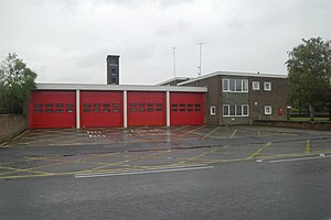 Derbyshire Fire and Rescue Service - Ilkeston fire station