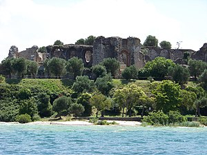 Grottoes of Catullus - Grottoes of Catullus.