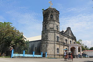 Baybay - The Immaculate Conception Church in Baybay, Leyte