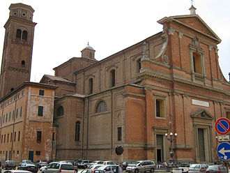 Roman Catholic Diocese of Imola - Cathedral of Imola