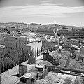 In de straten die van het Israelische deel van Jeruzalem naar de oude stad leide, Bestanddeelnr 255-1611.jpg