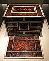 India Gujarat 17th C - cabinet of tortoise shell wood ivory ebony IMG 9488 Museum of Asian Civilisation.jpg