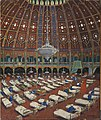Indian Army Wounded in Hospital in the Dome, Brighton Art.IWMART323.jpg
