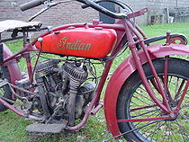 Indian Chief uit 1924