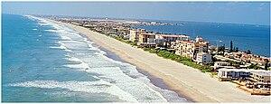 Indian Harbour Beach, Florida - Indian Harbour Beach Skyline