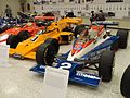 Indianapolis Motor Speedway Museum in 2017 - Racecars 07.jpg