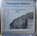 Information board for craig below Seehorn (Davos).jpg