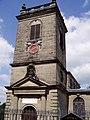 Ingestre Church tower, Staffordshire - geograph.org.uk - 2003185.jpg