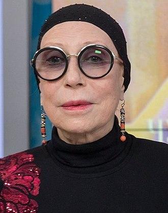 Inna Churikova - Inna Churikova in 2018.