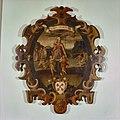 """Interieur, blazoen in kamer sociëteit """"Trouw moet blijken"""" (kleur) - Haarlem - 20097354 - RCE.jpg"""