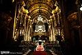 Interior da Igreja de São Francisco de Paula, Rio de Janeiro - Nave, vista para o coro alto (10).jpg