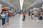 Interior of Toronto Pearson International Airport Terminal 1 wider view.jpg
