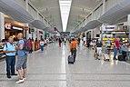 Interior of Toronto Pearson International Airport Terminal 1 wider view.jpg