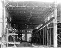 Interior of partially completed powerhouse, July 5, 1911 (SPWS 117).jpg
