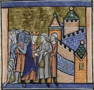 Siege of Shaizar - Image: Ioannes II Komnenos 1138