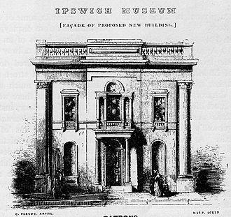 Ipswich Museum - The Museum of 1847