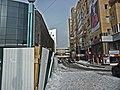 Irkutsk. February 2013. Barguzin, regional court, bus stop Volga, Diagnostic Center. - panoramio (34).jpg