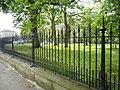Iron railings, Meadows - geograph.org.uk - 1315588.jpg