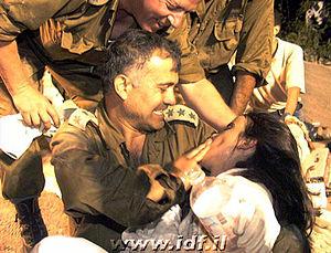 Isaac Ashkenazi - Ashkenazi in rescue efforts in 1999 in Izmit, Turkey