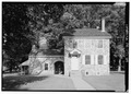 Isaac Potts House, South of Schuylkill River, King of Prussia, Montgomery County, PA HABS PA,46-VALFO,1-29.tif