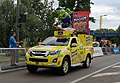 Isuzu D-Max Haribo Tour de France Caravane 2019 Chalon sur Saône (48313019026).jpg