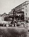 Italienischer Photograph um 1848 - Piazza Barberini (Zeno Fotografie).jpg