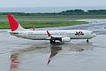 JAL Express Boeing 737-846 Winglets (JA316J 35345 2762) (5011875218).jpg