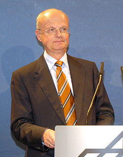 Peter Frankenberg German politician