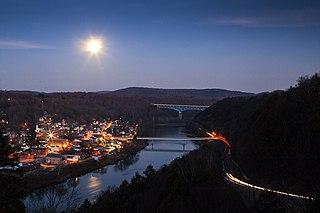 Emlenton, Pennsylvania Borough in Pennsylvania, United States