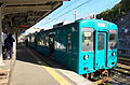 JNR 105 series train unit at Kii-Tanabe Station.jpg