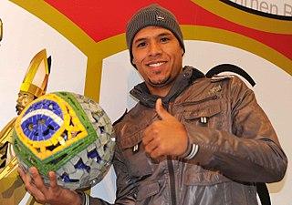 Luís Fabiano Brazilian footballer