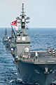 JS Ise, Haruyuki and Abukuma in the East China Sea after Keen Sword 2013, -16 Nov. 2012 a.jpg