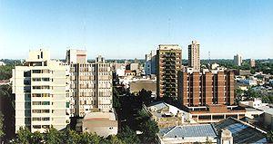 Junín, Buenos Aires - Downtown Junín